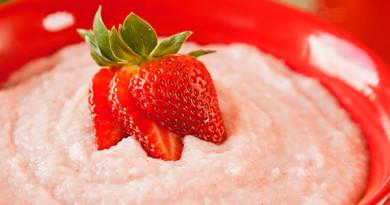 Cream of Wheat Strawberries