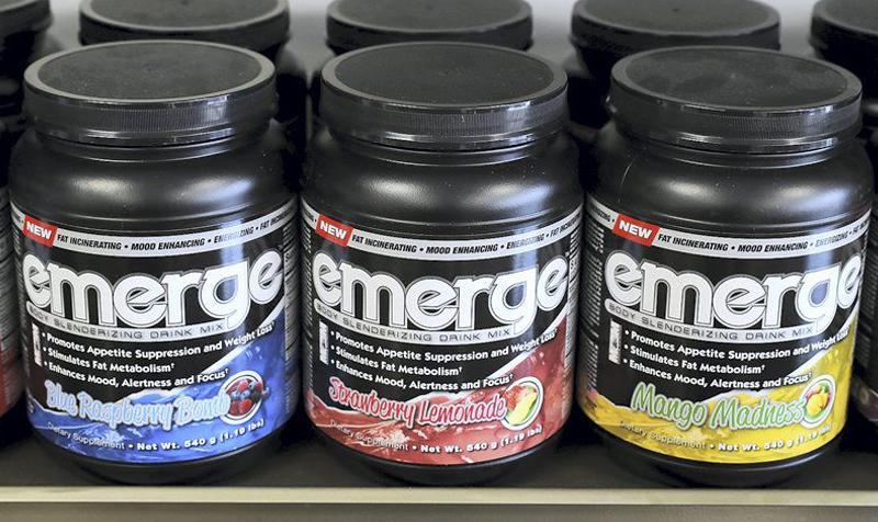 Emerge Body Slenderizing Mix