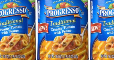 Progresso Creamy Tomato Penne