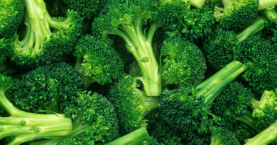 Broccoli Vitamin B3