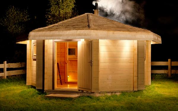 Health and Fitness Sauna
