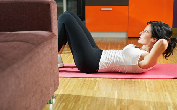 How to Succeed at Home Workouts