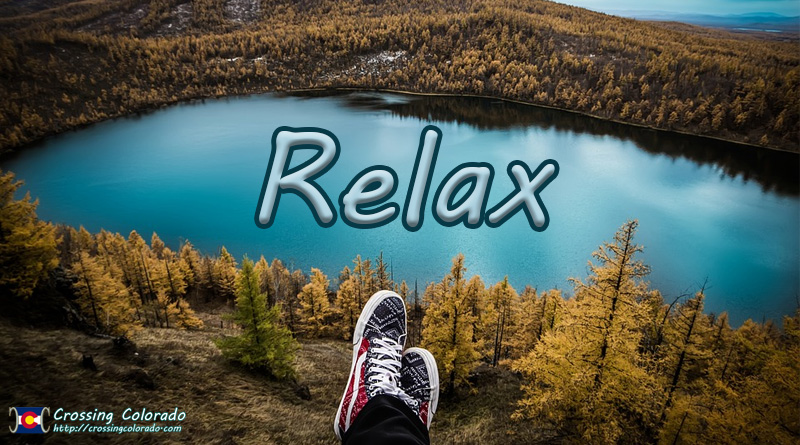relax for health
