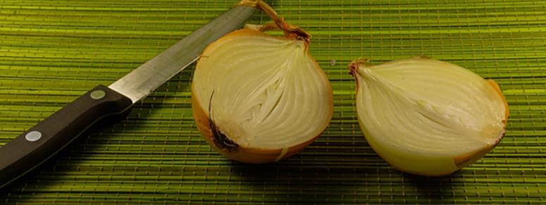 Cut Onion