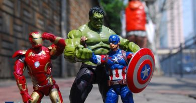 Why Everyone Should Have a Superhero Complex for Healthy Living