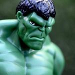 Toy Angry Hulk