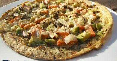 Fad Diets Paleo Pizza