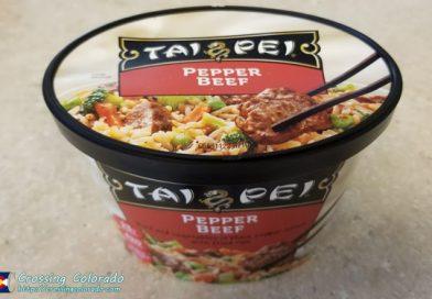 Tai Pei Pepper Beef Frozen Meal