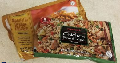 Mandarin Chicken Fried Rice