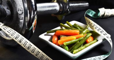 Diet And Workout Routine