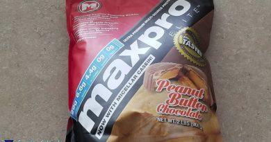 Maxpro Elite Whey Powder