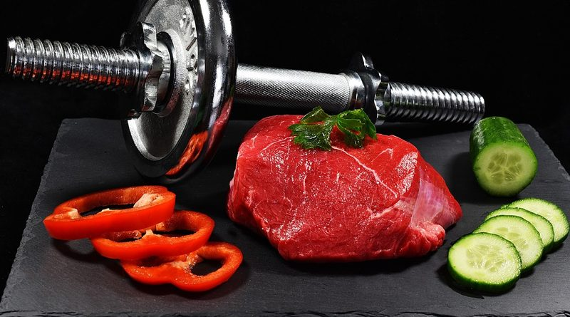 Build Muscle Foods
