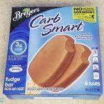 Carb Smart Fudge Bars