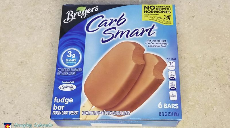 Carb Smart Fudge Bars