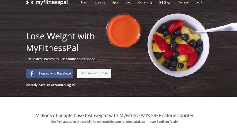 Other Uses Of MyFitnessPal