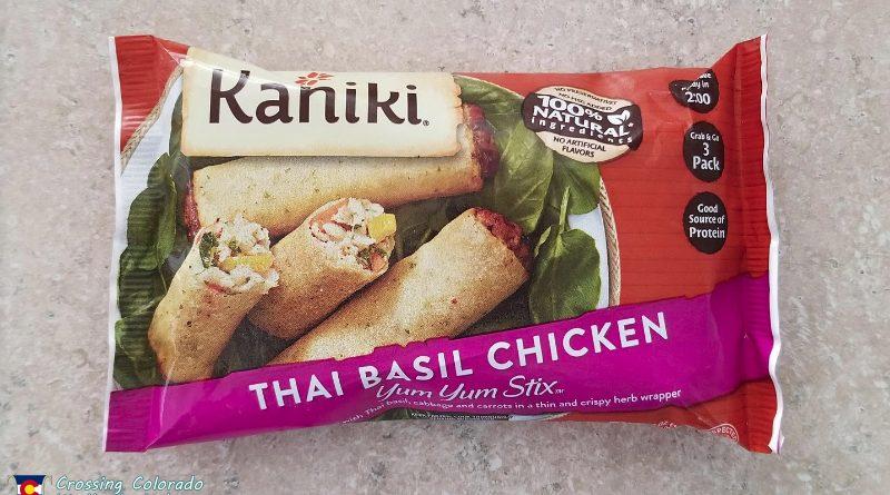 Kahiki Thai Basil Chicken