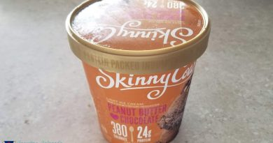 Skinny Cow Peanut Butter Chocolate