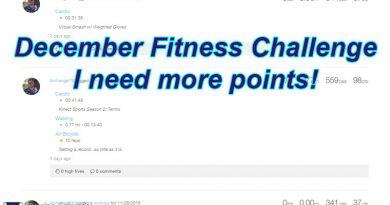 December Fitness Challenge