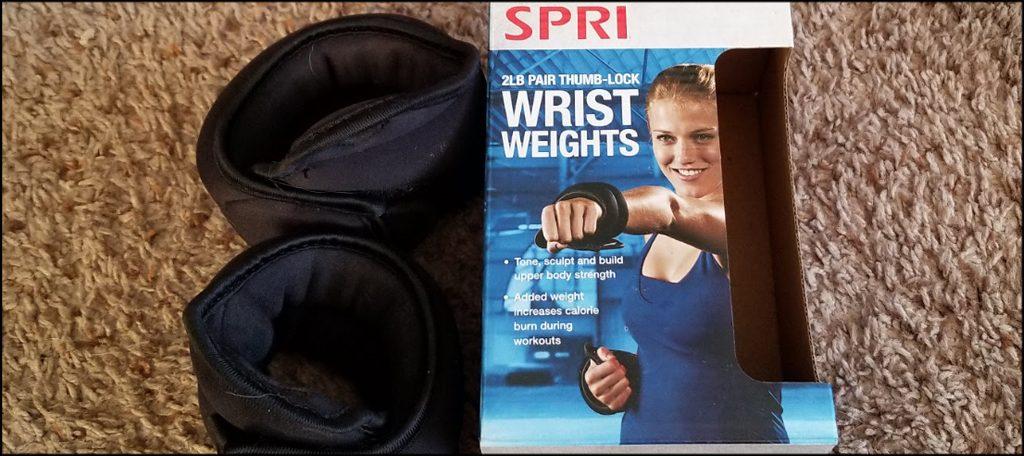 Spri Wrist Weights