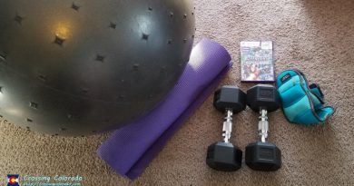 Home Office Workout Equipment