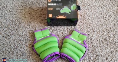Gymenist Weighted Gloves