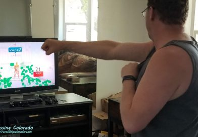 Fat Burning Kinect Game