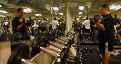 Rec Center Workout