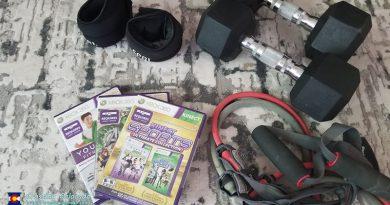 Fitness Blogging