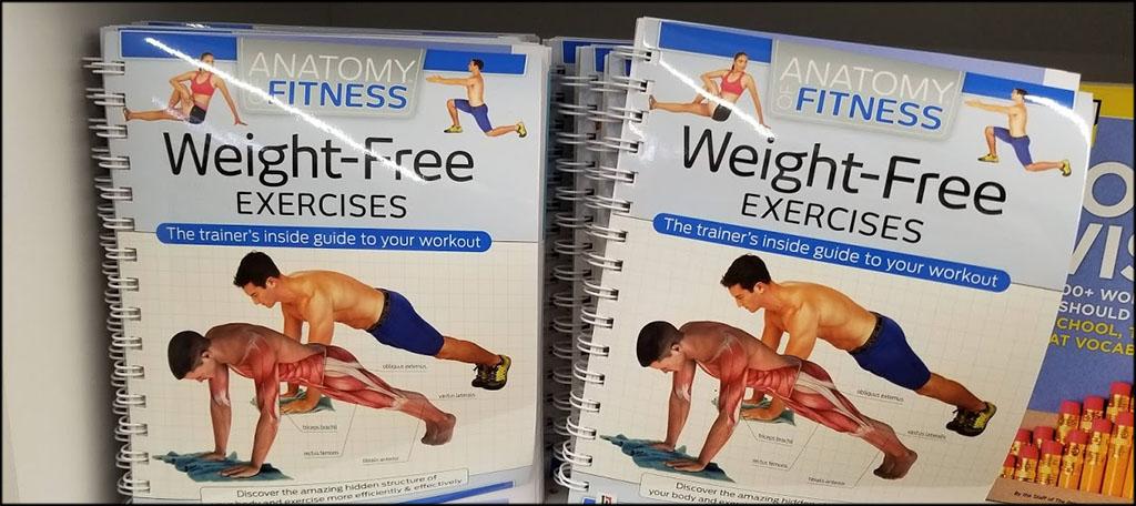 Five Below Fitness Books