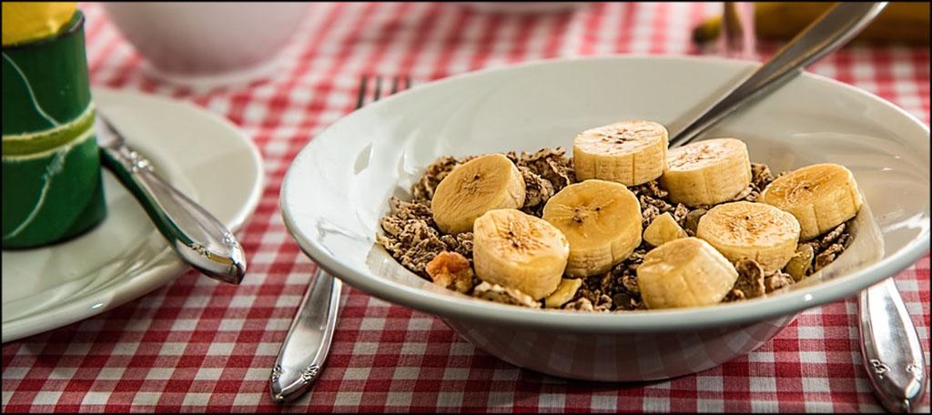 Bananas with Breakfast