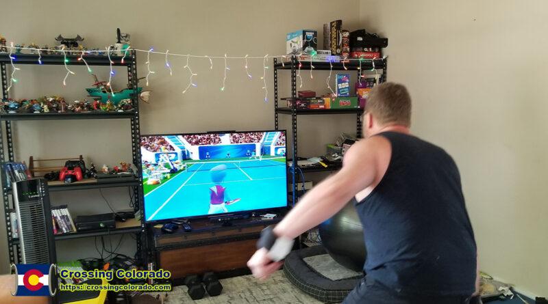 Kinect Tennis Limits