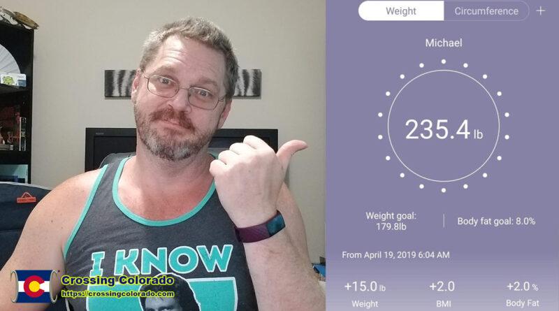 Week 1 Fitness Challenge
