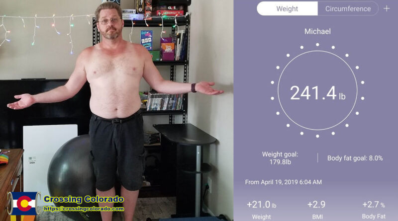 40 Pounds in 2 Months