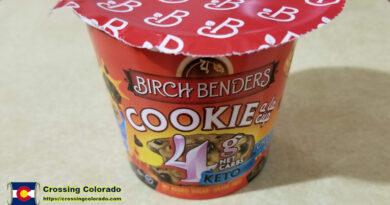 Birch Benders Cookie a la Cup
