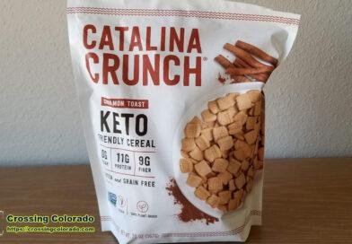 Catalina Crunch Cinnamon Toast