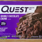 Quest Double Chocolate Chunk Protein Bars